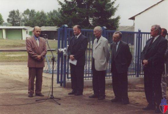 Przemówienie Burmistrza Stanisława Wilczyńskiego